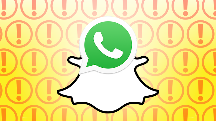 Status Whatsapps Innovation On Cloning Of Snapchat Stories