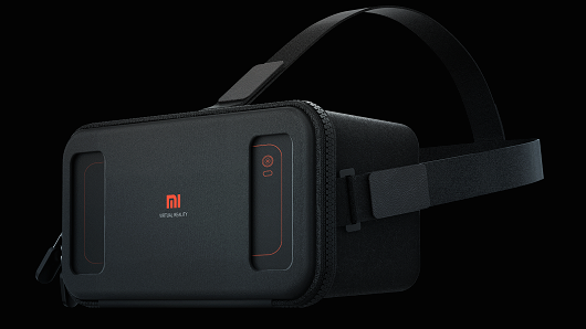 Xiaomi, China, Chinese, Virtual Reality, Jaunt