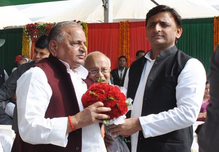 Samajwadi Party, Mulayam Singh Yadav, Uttar Pradesh, Chief Minister, Akhilesh Yadav,