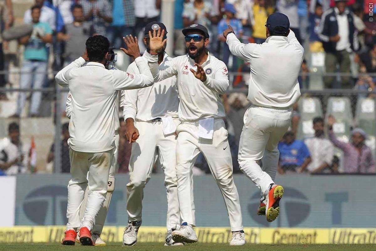 India, England, test, fourth test, mumbai, Virat kohli, r. jadeja, ashwin