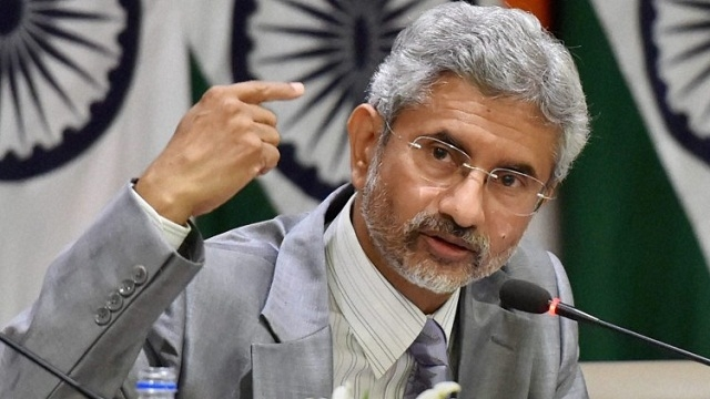 India, China, Foreign Secretary, S. Jaishankar