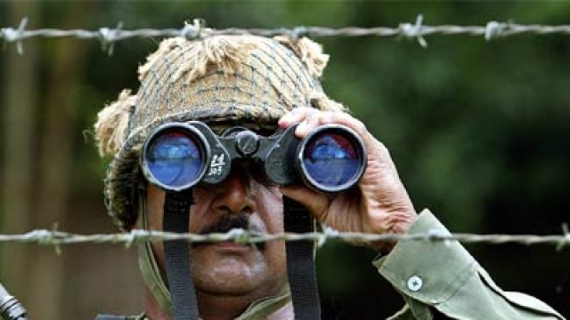Ramgarh Sector, Jammu and Kashmir, Pakistan, BSF, International Border,