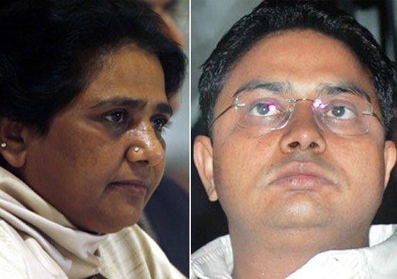 Mayawati,, Karol Bagh , United Bank of India,, Anand Kumar, Enforcement Directorate, BSP,