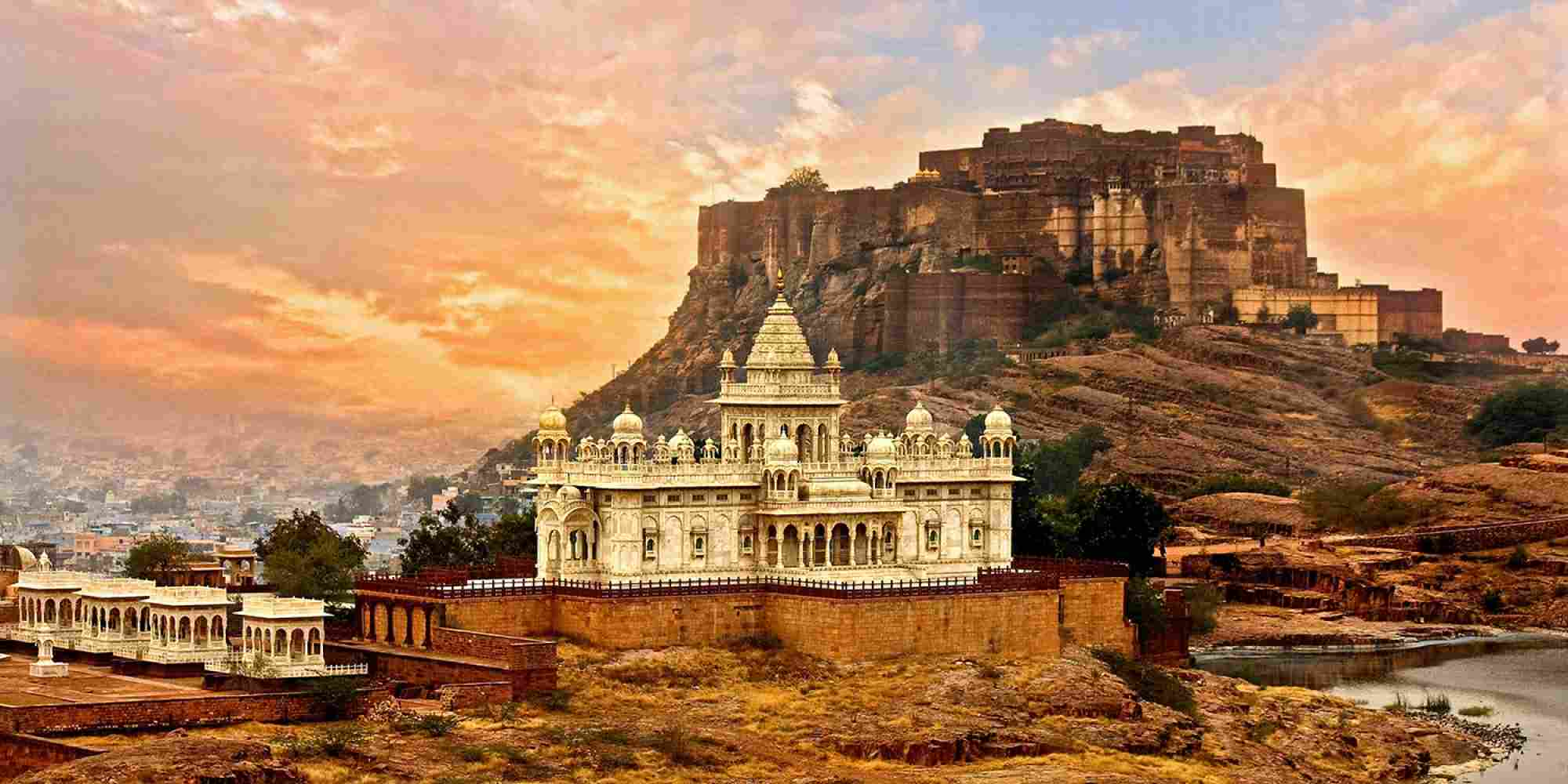 Rajasthan, Jodhpur, most attractive tourist spot,