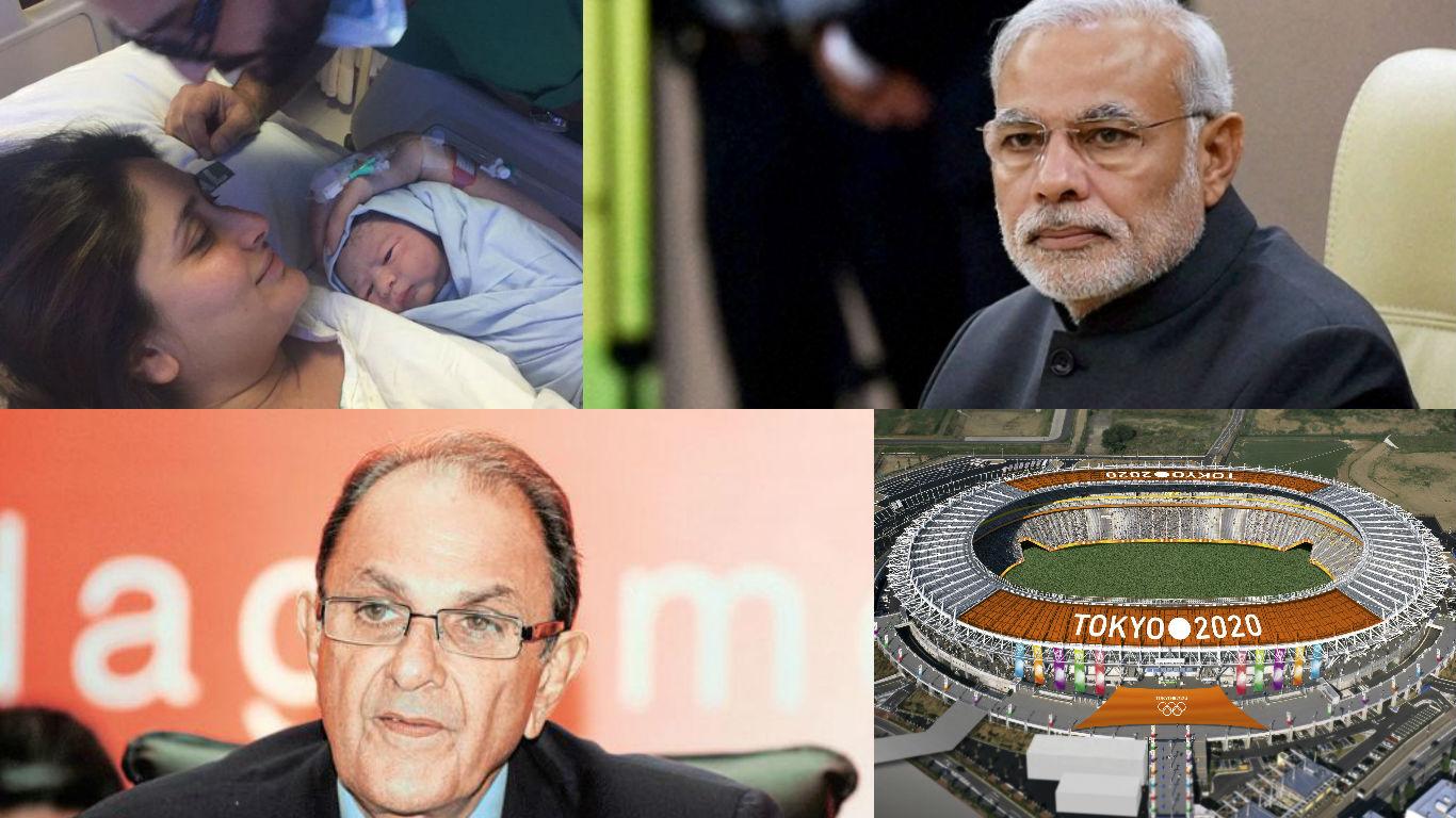 NewsMobile Mid-day wrap, Narendra Modi, Prime Minister, Rahul Gandhi, Tata steel, ED, 25 cr, kolkata, saif ali khan, kareen kapoor, taimur