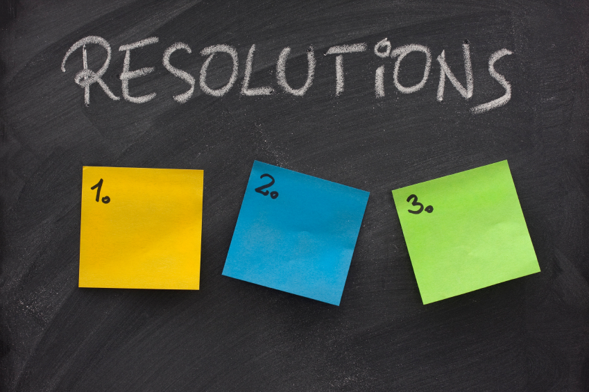 X New Year ResolutionsX will power