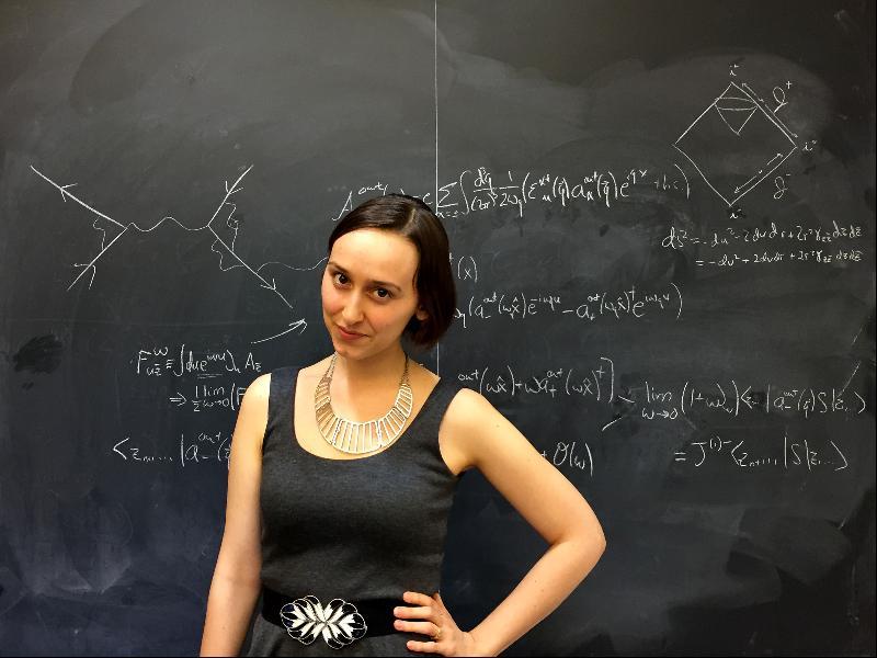 Paterski Led Udden, MIT, Harvard, black hole, gravity, quantum gravity, quantum mechanics