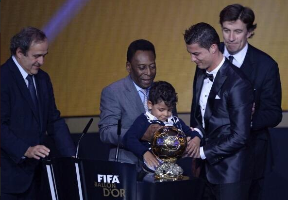 Cristiano Ronaldo, Portugal, Ballon d'Or, Real Madrid, Lionel Messi