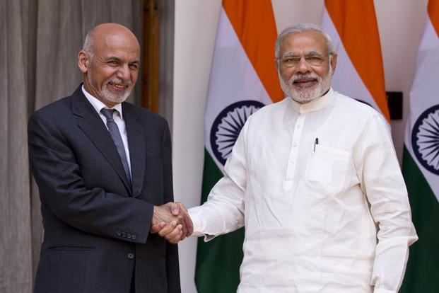 Prime Minister, Narendra Modi, Afghanistan, President, Ashraf Ghani, Golden Temple, Finance Minister, Arun Jaitley, Pakistani Prime Minister, Nawaz Sharif, Sartaj Aziz