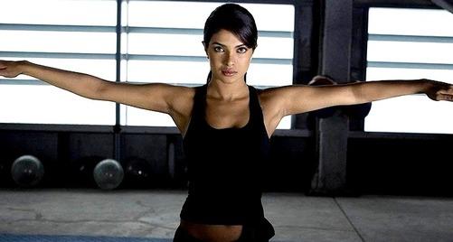 "My life is my gym"" says Priyanka Chopra | Newsmobile"