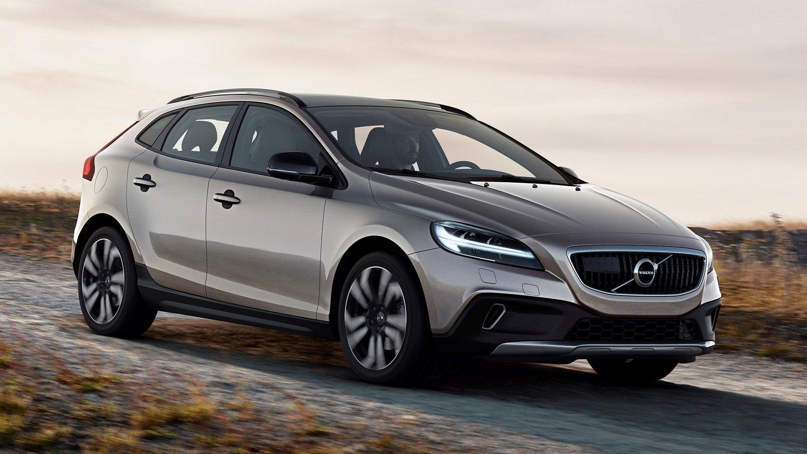 Volvo Auto India , V40 Cross Country, V40 Cross, Swedish, Volvo, hatchback V40 ,