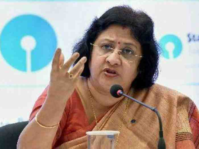 X SBI chairperson Arundhati BhattacharyaX Wharton India Economic Forum 2017X Mumbai.X demonetisation