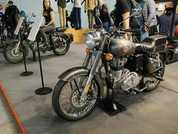 Royal Enfield, 2017 versions, Bullet, Continental GT, Euro-4 compliant, ABS, 2017 edition