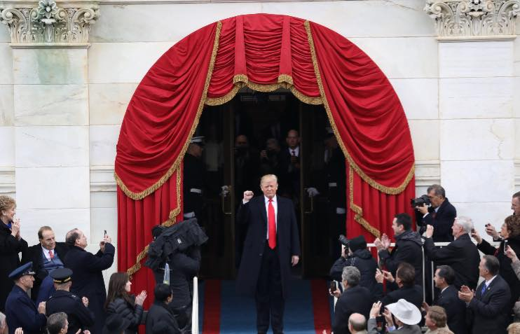 Donald Trump, US President, President, Obama, Washington, Trump inauguration,