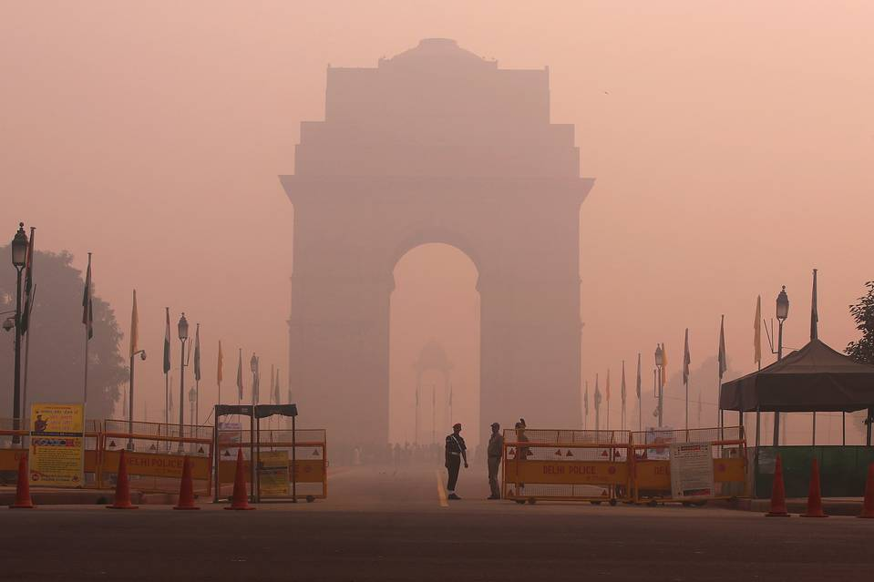 relatively better, Delhiites, national capital, air quality, Ministry of Earth Science's System, System of Air Quality and Weather Forecasting and Research, SAFAR,