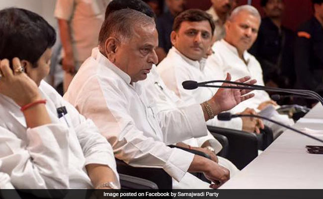 Samajwadi Party, Election Commission, Shivpal Yadav, Mulayam Singh Yadav, cycle,