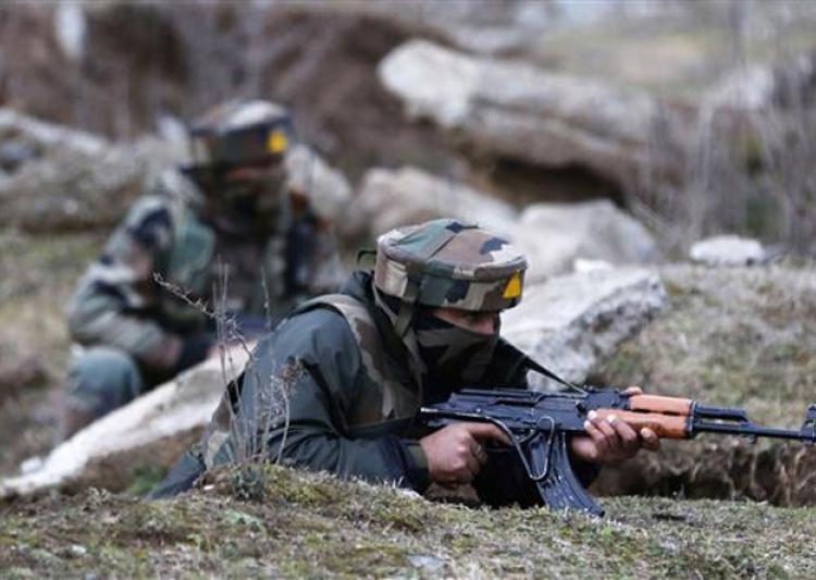 Indian Army, Rajouri district, Jammu, militant, LoC,