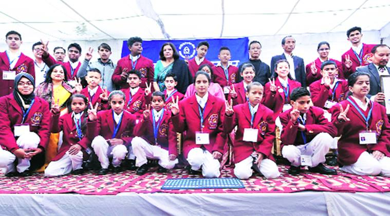 Indian Council for Child Welfare's (ICCW)X National Bravery AwardsX Prime Minister Narendra ModiX Tarh PeejuX Roluahpuii and LalhriatpuiiX Mizoram and Tushar Verma from ChattisgarhX The Bapu Gaidhani AwardX Tejasweeta PradhanX The Geeta ChopraX Shivani Gond of West BengalX NGOX Sanjay Chopra AwardX ICCW President GitaX Sumit Mamgain