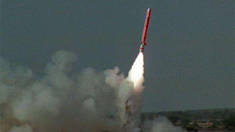 Submarine, Cruise Missile, Babur-3, India, Pakistan, Indian ocean,