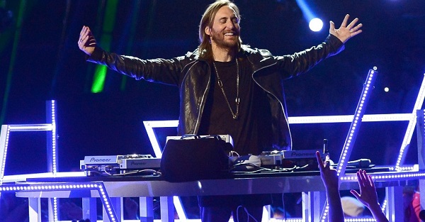 French DJ David Guetta'sX New Year's EveX Brihanmumbai Municipal Corporation