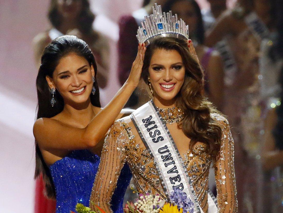 X Iris Mittenaere from FranceX Miss UniverseX Roshmitha HarimurthyX KenyaX IndonesiaX MexicoX PeruX PanamaX PhillippinesX CanadaX BrazilX Thailand and USA