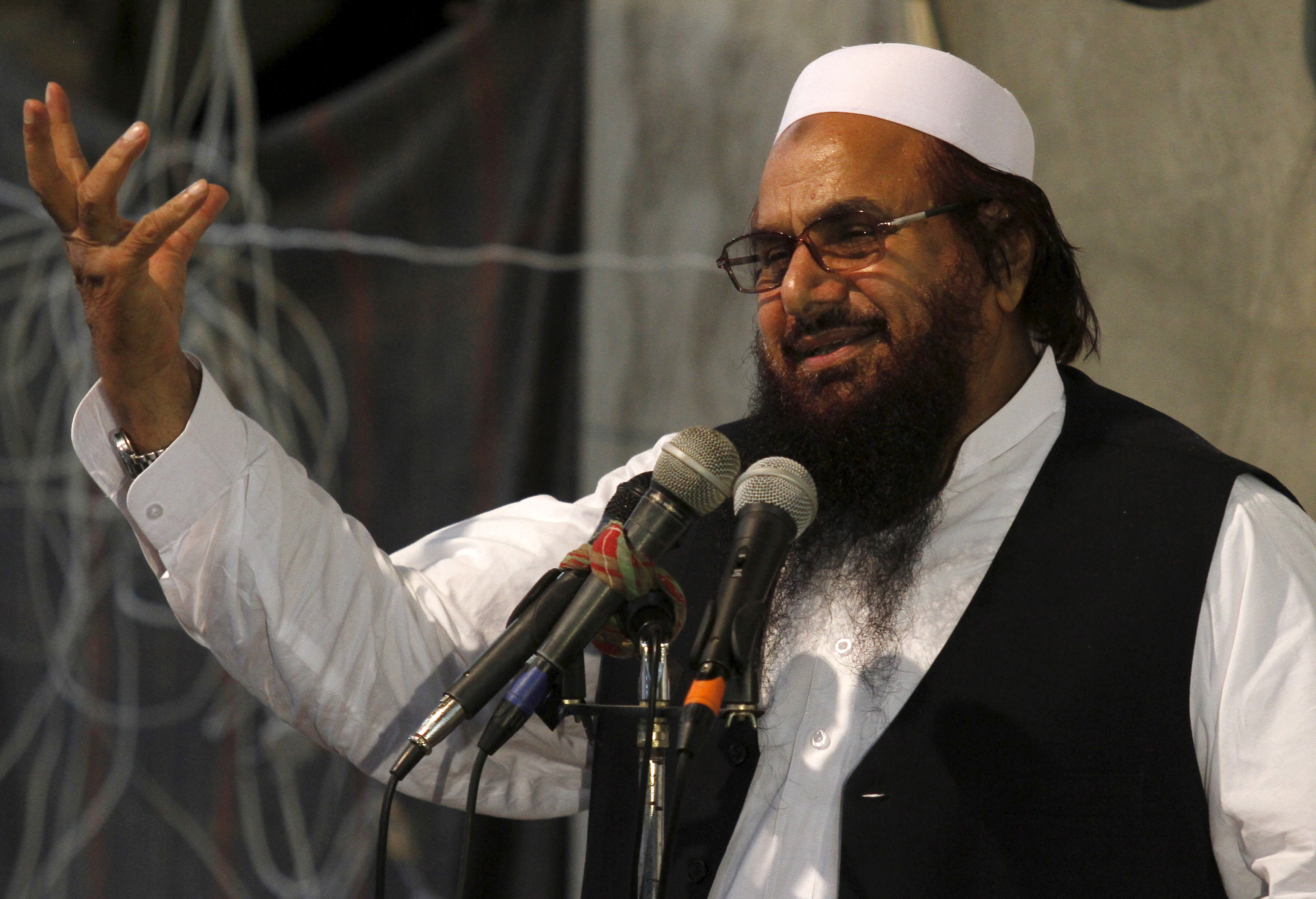 Hafiz Saeed, terrorist, Pakistan, UN, United Nations, World, NewsMobile, Mobile News, India