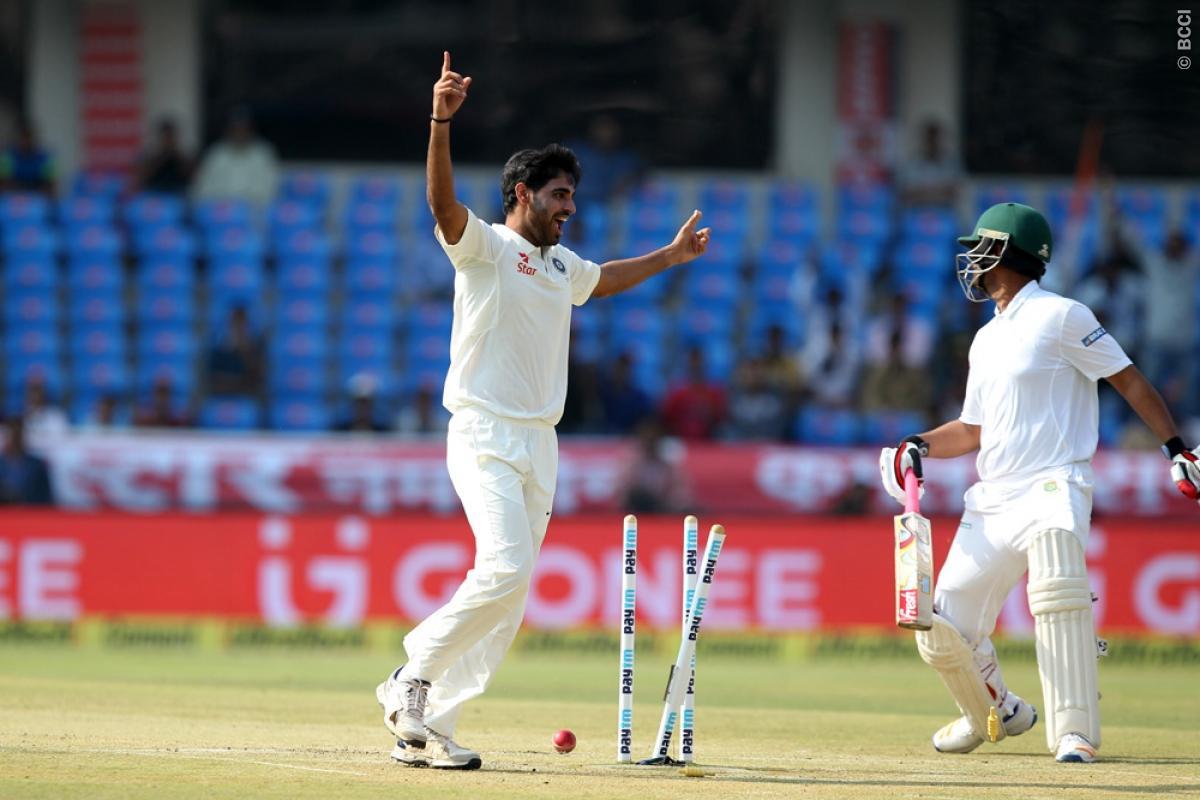 Umesh Yadav, Bangladesh, Ishant Sharma, India, Hyderabad, Virat Kohli, test