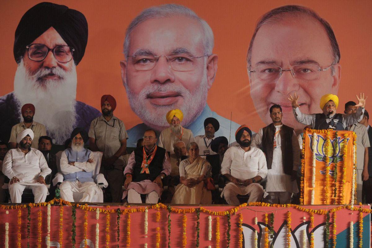 Punjab, Goa, Modi government, Shiromani Akali Dal, SAD, BJP, Prime Minister, Narendra Modi, BJP chief, Amit Shah