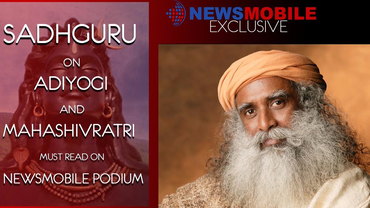 Adiyogi – From Religion to Responsibility, Sadhguru Jaggi Vasudev