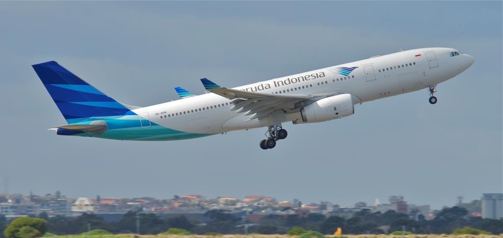X Garuda IndonesiaX direct flights to Moscow in AugustX JakartaX Jakarta-MoscowX Russian ambassador