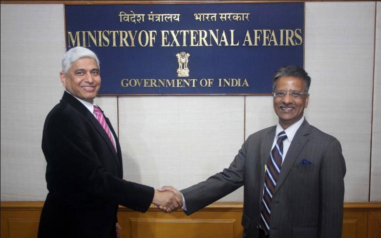 Spokesperson, Ministry of External Affairs, MEA, Gopal Baglay, Vikas Swarup,