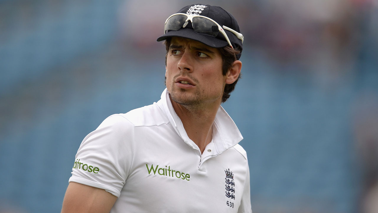 Alastair Cook, England, Test captain, England and Wales Cricket Board, ECB, India, South Africa