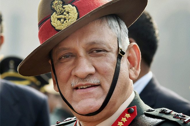Jammu and Kashmir, Pakistan, ISIS, Army Chief, Bipin Rawat