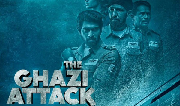 Tapsee PannuX Rana Daggubati and K K MenonX The Ghazi AttackX Pakistan