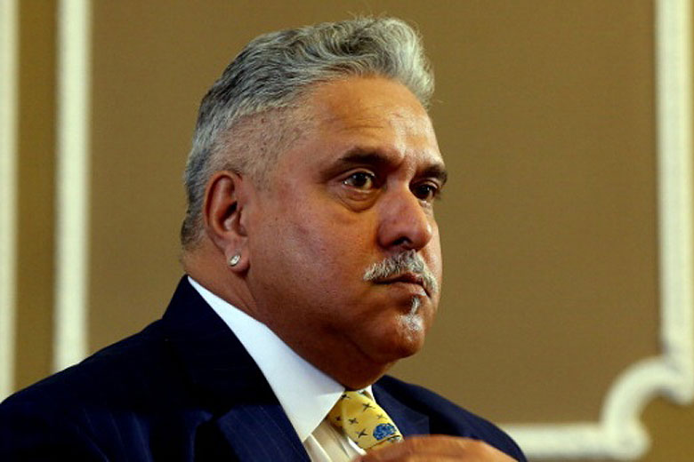 Vijay Mallya, liquor baron, loan defaulter, fugitive, July 10