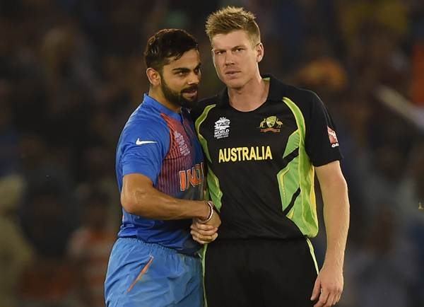 friendship, australian team, cricketers, Indian captain Virat Kohli