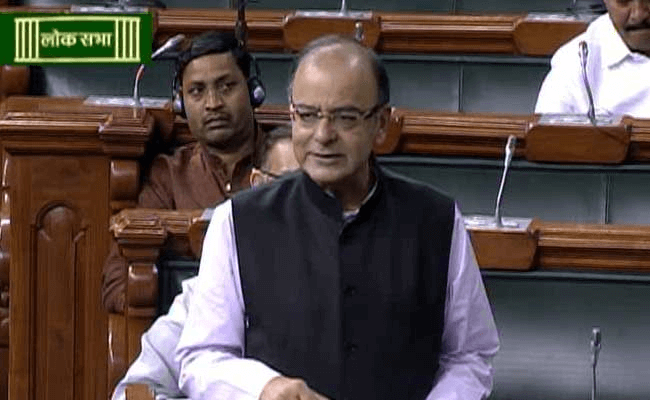 Finance Minister, Arun Jaitley, Narendra Modi, BJP, government, Goods and Services Tax, GST bill, GST, Lok sabha, Parliament