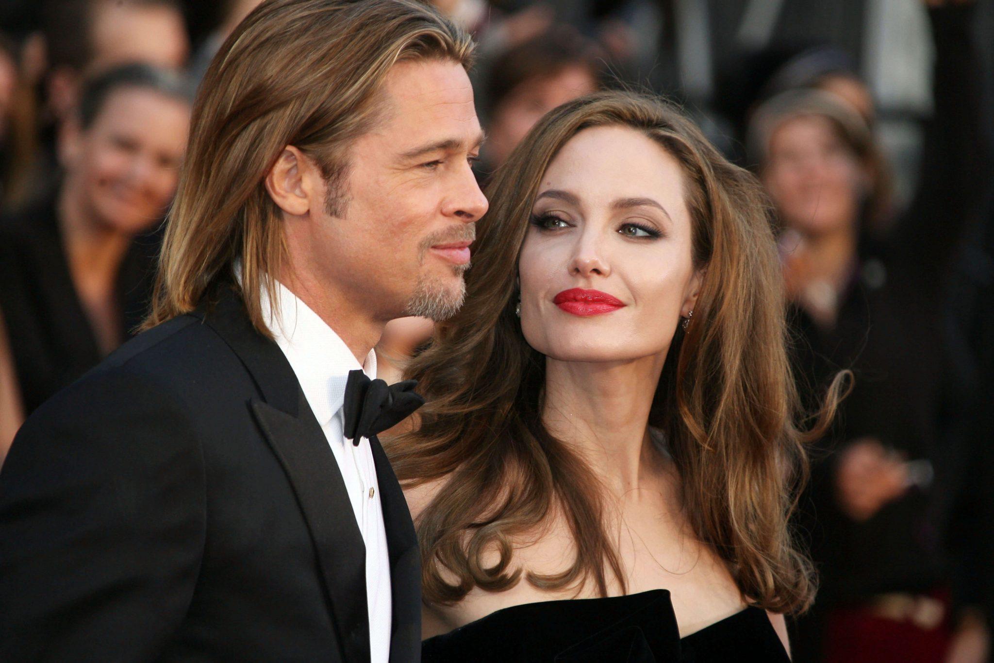 Brangelina, Brad Pitt, Angelina Jolie, break up, talks