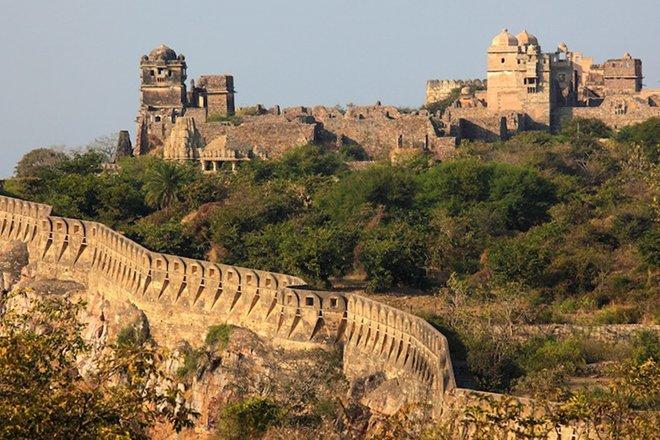 Chittorgarh FortX World Heritage SiteX Karni Sena