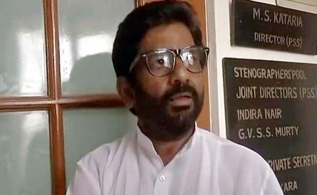 Shiv Sena MP, Ravindra Gaikwad, Shiv Sena, MP, Air India, Ashwini Lohani