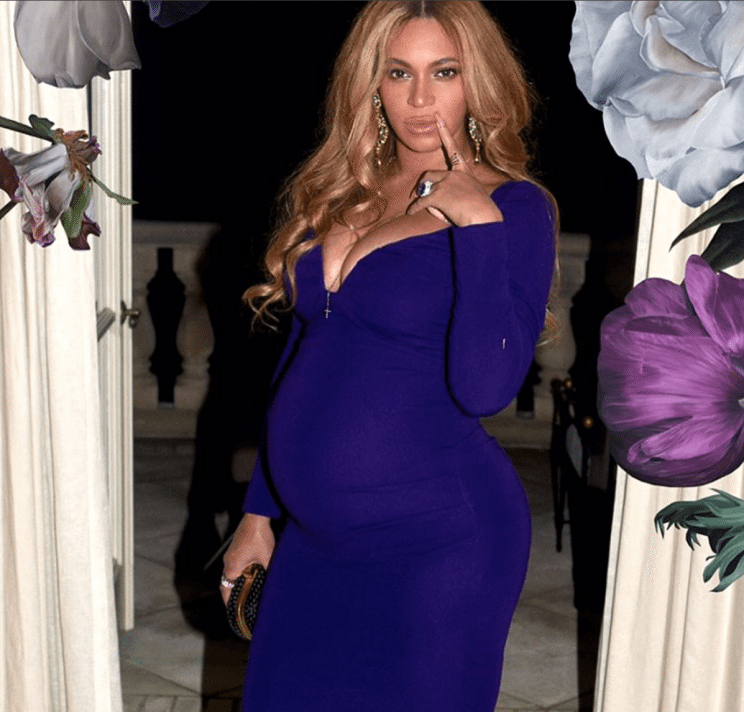 Beyonce Knowles,Tina Lawson, BFF Kelly Rowland.