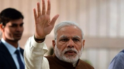 P M Narendra Modi,BJP, Amit Shah, Rajnath Singh, Arun Jaitley and Nitin Gadkar