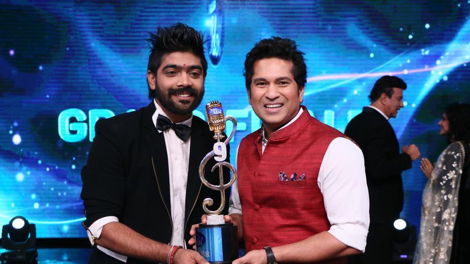 L.V. Revanth, 'Indian Idol'., Sachin Tendulkar, Anu Malik, Farah Khan and Sonu Nigam, Khuda Baksh, PVNS Rohit