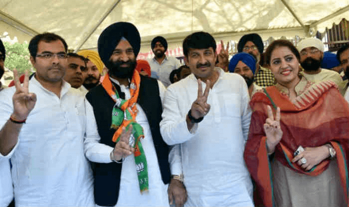 Bhartiya Janata Party, BJP, by-poll, Aam Aadmi Party, BJP-SAD, Manjinder Singh Sirsa