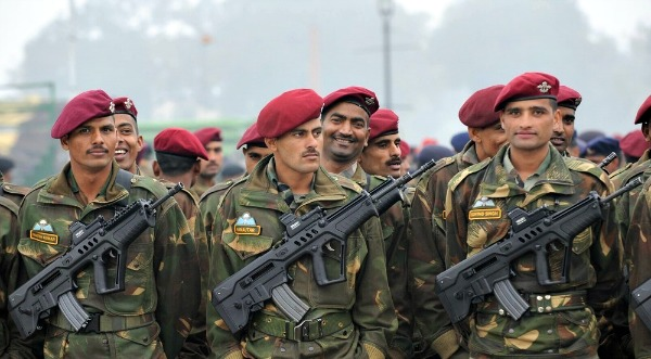Indian Army, Obesity