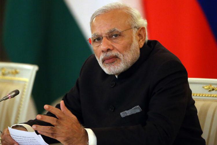 Modi, BJP