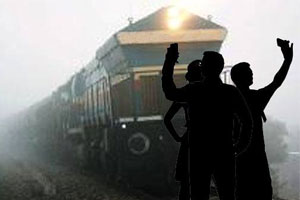 Selfie, near, moving, train, turns, deadly, Ludhiana, Two, Dead, Punjab, death, NewsMobile, Mobile News, India