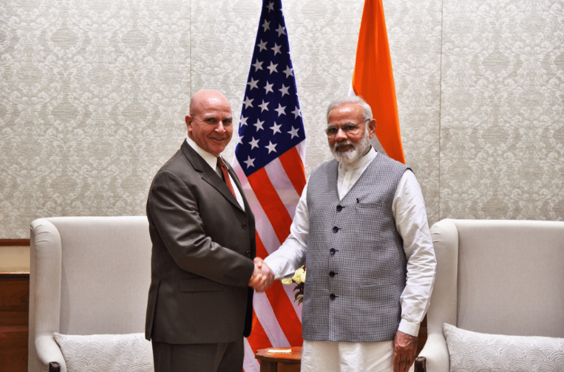 US National Security Advisor, HR McMaster, National Security Advisor, Pakistan Prime Minister, Nawaz Sharif, Prime Minister, Narendra Modi, Foreign Secretary, S. Jaishankar, National Security Advisor, Ajit Doval