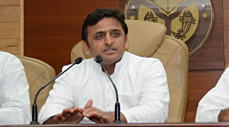 Bhartiya Janata Party, Former, Uttar Pradesh Chief Minister, Akhilesh Yadav, 'double standards