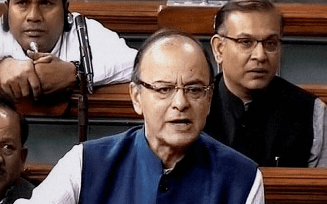 Mallikarjun Kharge, Congress, Finance minister, Arun Jaitley, BJP, Lok Sabha, Budget Session, Parliament, Lokpal